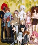 Resin Family 2015 by lajvio