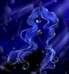 Princess Luna (Thank you!) by wiissbb123600