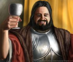 Robert Baratheon 2 by henning