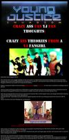 YJ: CRAZY ASS THEORIES FROM A YJ FANGIRL by LittleMissSquiggles