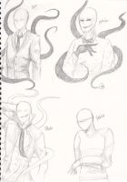 Slender Family XD by InfinityFace2