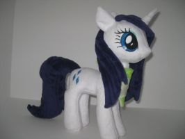 My Little Pony - Rarity from Sister Hooves Social by GreenTeaCreations