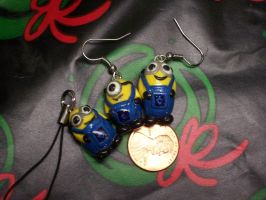 Art Therapy Minion Set by QuoteCentric