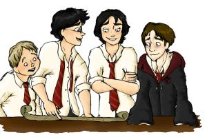 Hogwarts' Greatest Colour by MioneBookworm
