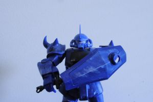 This is no Zaku, boy! by TheQuestionMarksKiss