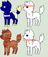 .:OPEN:. Doge Adopts 1 by MelchiorFlyer