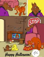 TMNTcomic- Nothing to Fear p12 by oldmanwinters