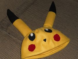 Pika-Pika Hat by Jimi-Jay