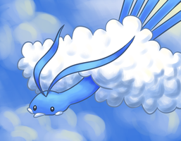 Pokeddexy Day Eight - Favorite Flying Type by jsunny