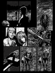 Comic: Bleed (Training Page #1) by D-KenSama78