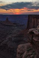 Dead Horse Point II by ariseandrejoice