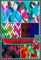 Texture shapes by Gala3d