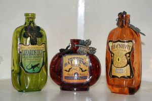 MAGIC POTION BOTTLES 1 by WITCHCRAFTY-STOCK