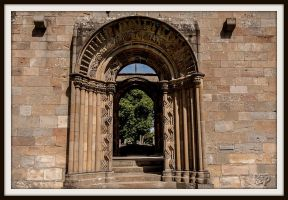 West Processional Doorway by SnapperRod