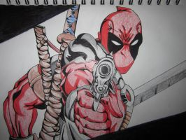 Deadpool by Ategevssj1