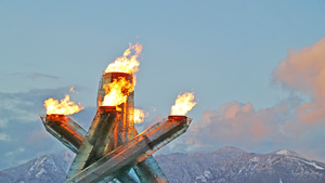 Vancouver Olympic Cauldron by grant-erb