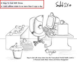 Ways to deal with stress 06 by SuperferretIX
