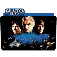 Galactica 1980 Icon Folder by euterpemusa
