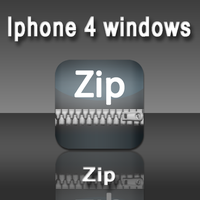 iphone 4 windows - zip by skater-andy