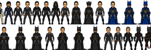 Batman Metropolis by BAILEY2088
