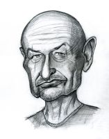 John Locke from Lost by Caricature80