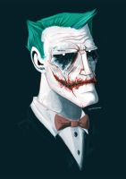 Joker Portrait by ForWhom