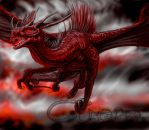 Red Dragon by Cibana