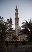 Mosque at the Qasbah by QueenSheba24