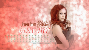 -2- January: Jonsu Salomaa by brockscence