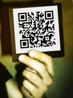 Code QR of the blog by gianvoglio