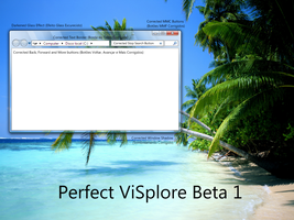 Perfect ViSplore Beta 1 by ViXPta