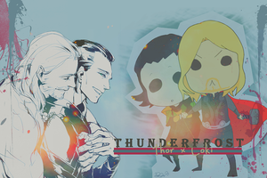 Thorki Wallpaper by CharlotteGray