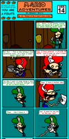Mario Adventures 22 by Mariobro64
