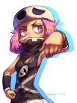 Team Skull Grunt Female by Porforever
