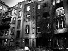 East Berlin front by Dark-Veovis