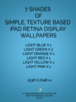 Simple Retina Wallpapers by trippingmaroon