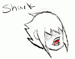 Shark Face Move by RebelOreo