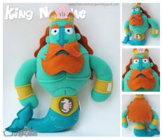 King Neptune by ChannelChangers