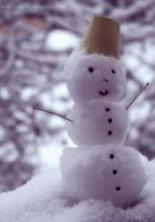 Snowy the Snowman by BiscuiTsi