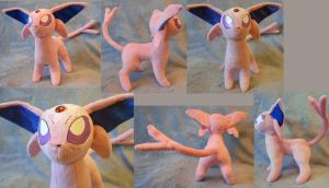 Espeon (up for sale) by Rens-twin