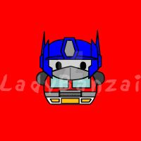 Optimus by LadyBanzai