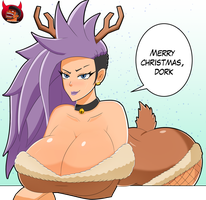 Charli Xmas: 2nd day O' Chrimbus by Simply-Lewdicrous
