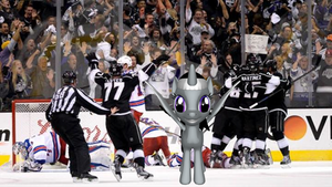 The Kings Win the Cup! by j4lambert