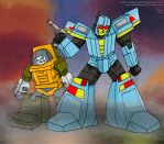 Transformers 30-16, when the smoke clears by Demonology7789