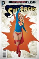 New 52 Supergirl Cosplay montage by clefchan