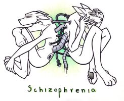 schizophrenia by manzi