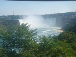 Niagara Falls by HarryIndulgence