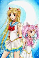 Beautiful Fighters by YueYuki