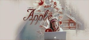 I am An Apple by 3-al5ater