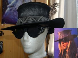 Nephilim Hat by BrimstonePreacher